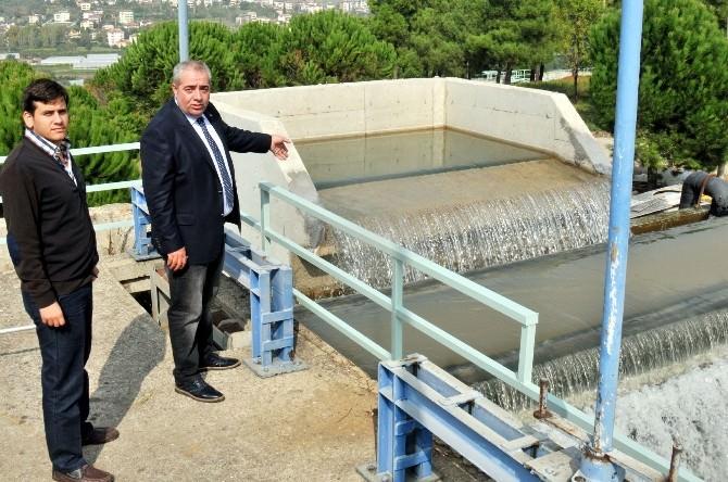 Yalovalılara Suyu Tasarruflu Kullanın Çağrısı