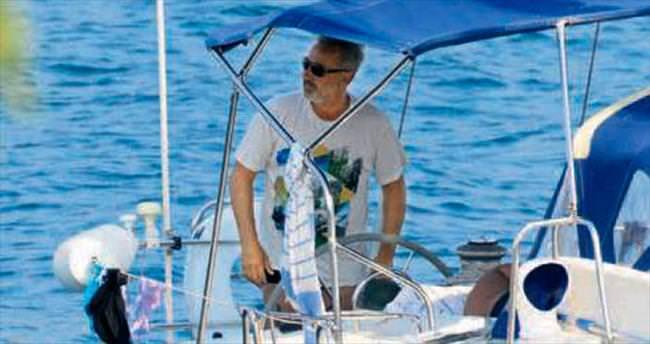 Aslantuğ'un tekne hazırlığı