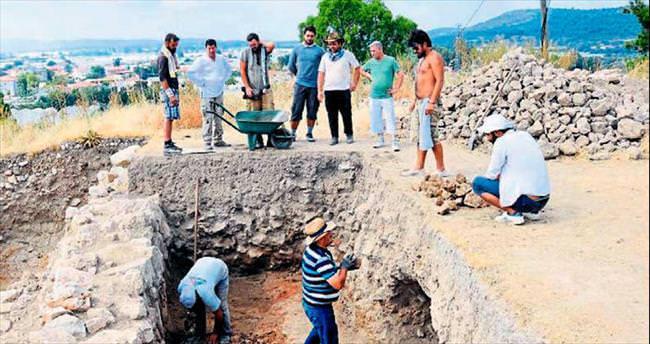 Xanthos'ta kazılar yeniden başladı