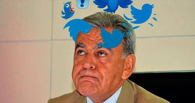 Şikayet hattı gibi twitter hesabı