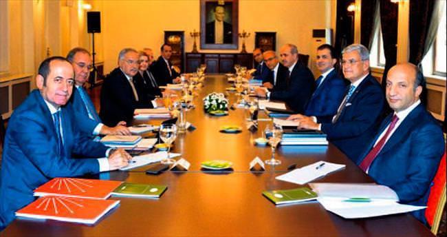 CHP'de koalisyon için umut azaldı