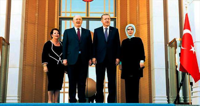 Avustralya Genel Valisi Cosgrove Ankara'da