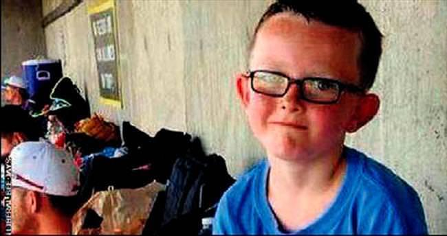 9 yaşında beyzbol kurbanı