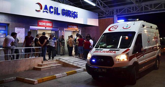 Sanatçı Dursun Ali Ezincanlı kaza yaptı