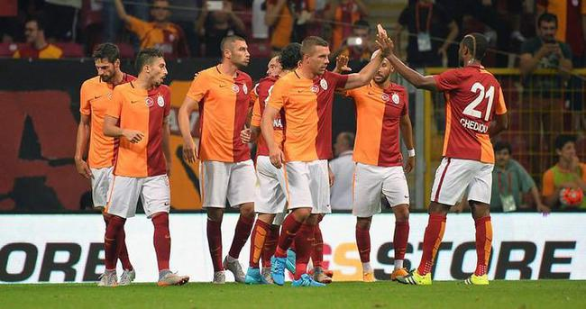 Galatasaray UEFA'ya gidiyor