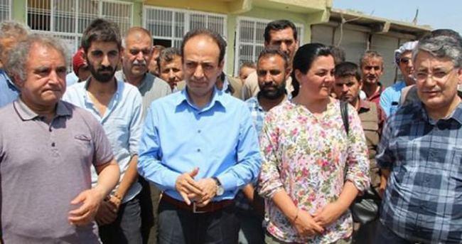 HDP'li heyet Kuzey Irak'a gitti
