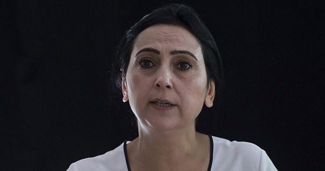 HDP Eş Genel Başkanı hakkında fezleke