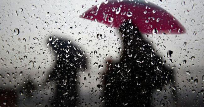 Meteoroloji'den 'kuvveti yağış' uyarısı