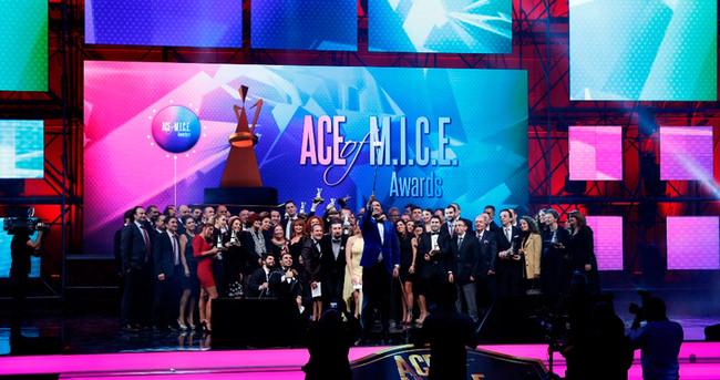 ACE of M.I.C.E. ödülleri başvuruları bekliyor