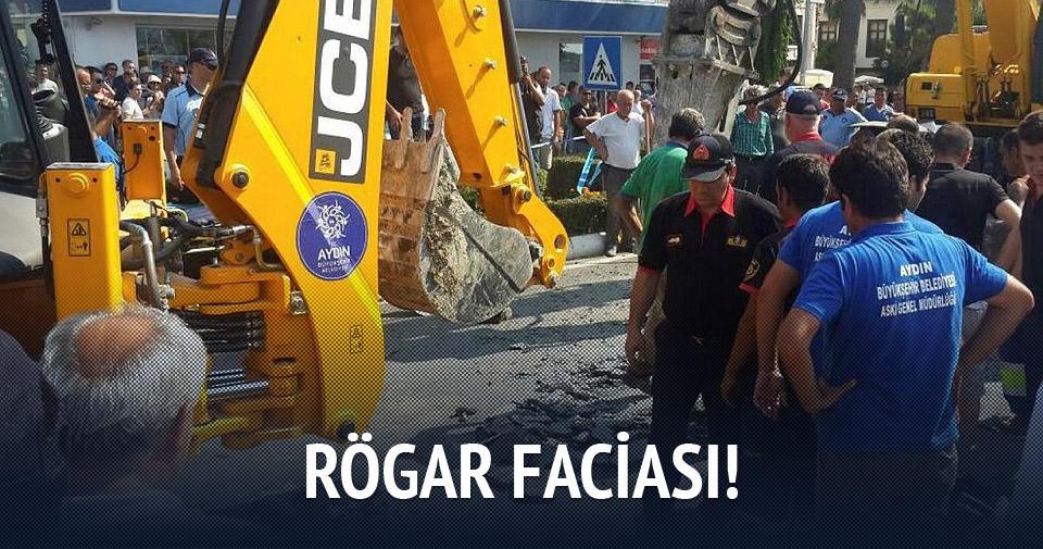Aydın'da rögar faciası!