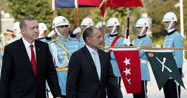 Yeni Zelanda Genel Valisi İstanbul'da