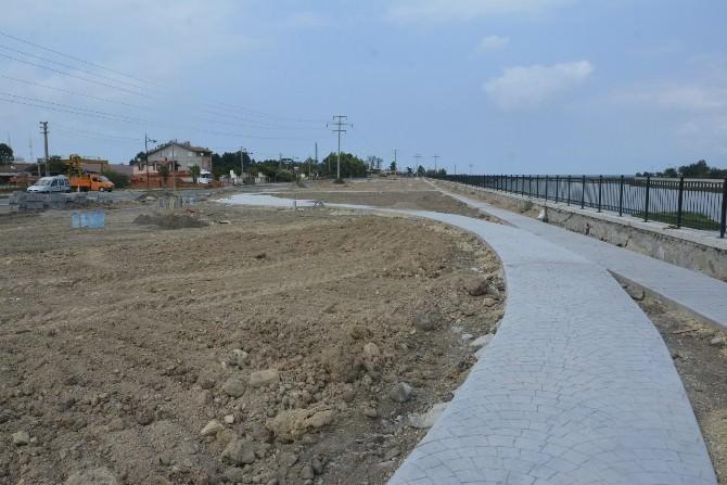 Bolaman Irmağı Kıyı Düzenleme Projesi