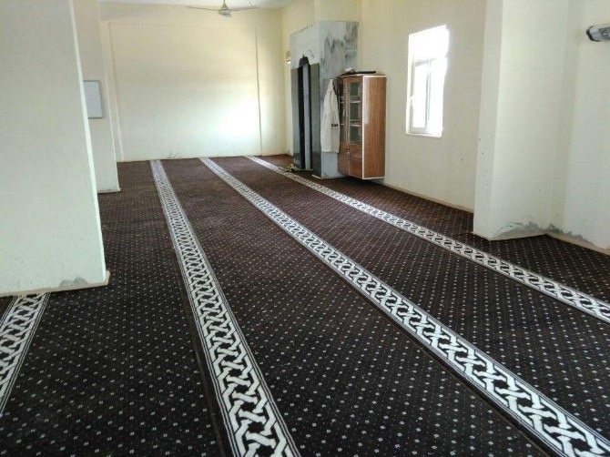 Su Baskını Nedeniyle İbadete Kapanan Cami Yeniden Açıldı