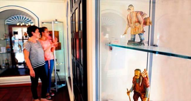 Sokak satıcıları artık müzede