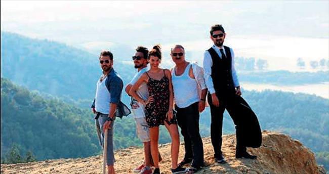 'Kara Bela' filmi Adana'da çekiliyor