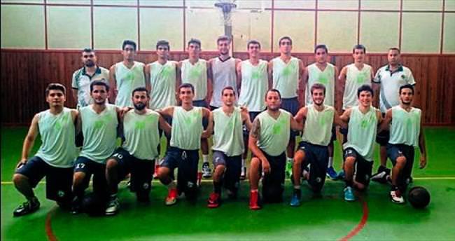 Üniversiteli basketçiler Bölgesel Lig'e katılıyor