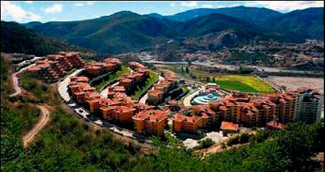 Paralel'in oteli Asya Termal satıldı