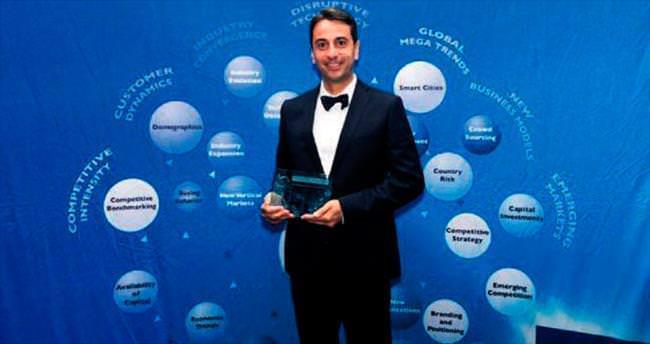 Bozankaya Avrupa'dan ödül aldı