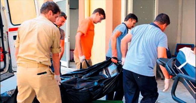 Kaçakları taşıyan bot battı