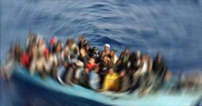 Çeşme açıklarında 210 kaçak yakalandı