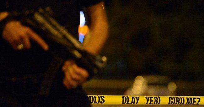 Muş'ta polise roketli saldırı