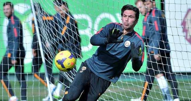 Gaziantepspor, Galatasaray'ın kalecisi ile anlaştı