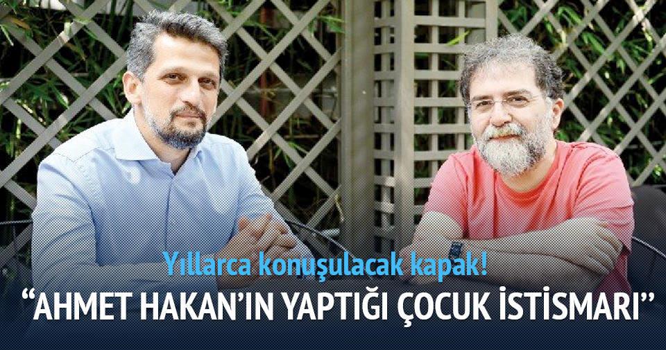 Markar Eseyan ''O röportaj çocuk istismarı''