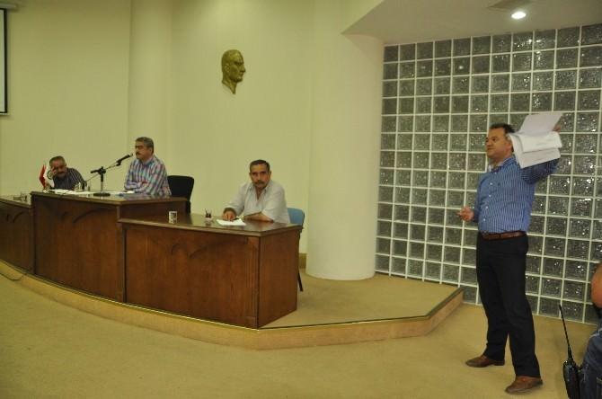 Ağustos Ayı Nazilli Belediye Meclis Toplantısı Yapıldı