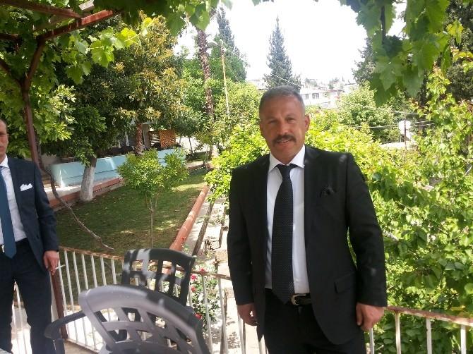 Okul Müdürü Geçirdiği Kalp Krizi Sonucu Hayatını Kaybetti
