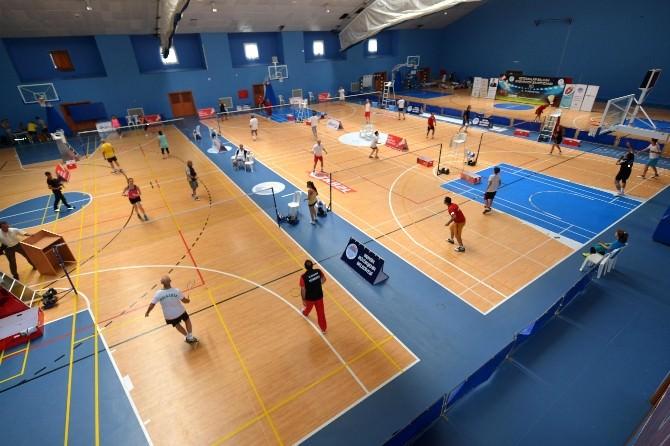 Veteranlar Balkan Badminton Şampiyonası Mersin'de Yapılıyor