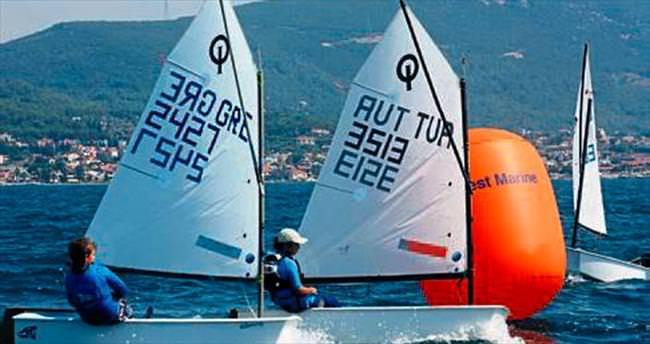 6 ülkeden 241 yelkenci Urla'da yarışacak
