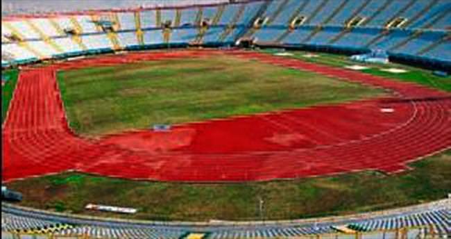Atatürk Stadı sezona hazır