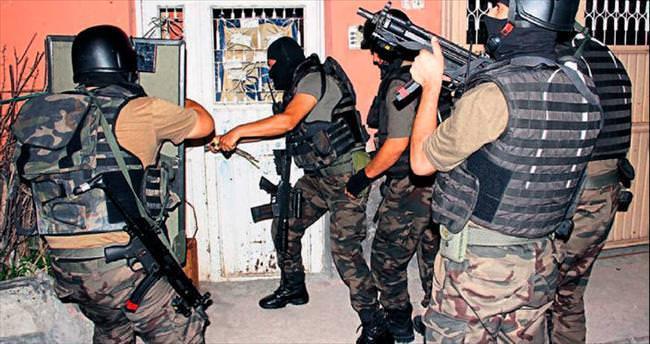 Adana'da DAEŞ operasyonları