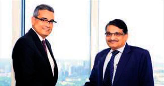 Akbank, Hindistan'ın banka deviyle anlaştı