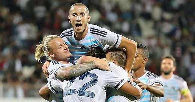Fenerbahçe'nin Avrupa Ligi'ndeki rakibi Atromitos