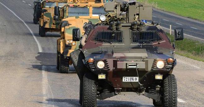 Gaziantep'te askeri araç devrildi: 7 yaralı