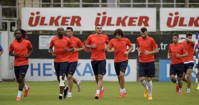 Trabzonspor Süper Lig'e odaklandı