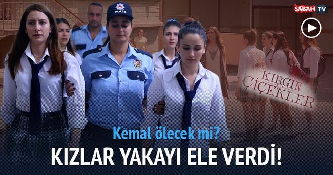 Kırgın Çiçekler 7. son bölüm fragmanı izle - Kemal ortadan kayboldu!