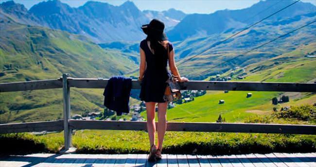 Yeni trend: Yalnız ve mutlu tatil