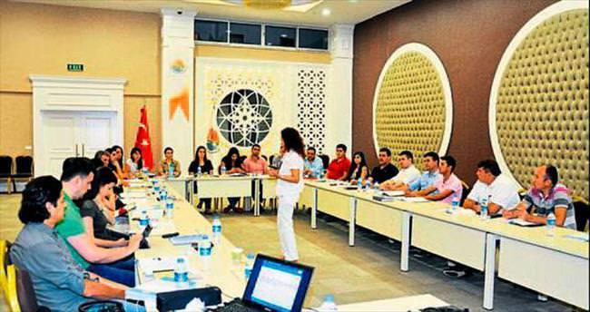Antalya OSB'de eğitim seferberliği