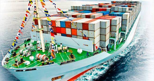 Ege'nin ihracatı ithalatını geçti