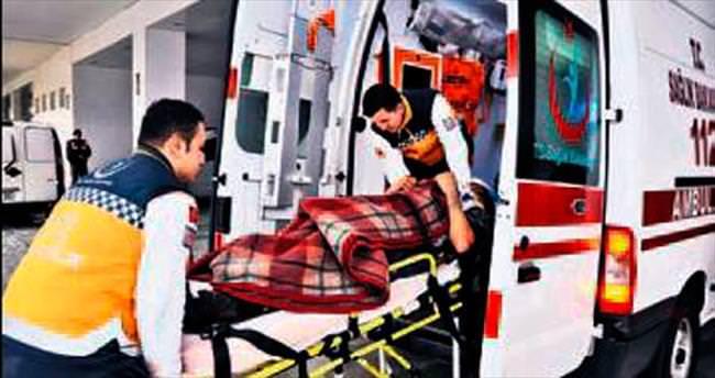 3 ayrı kazada 10 kişi yaralandı