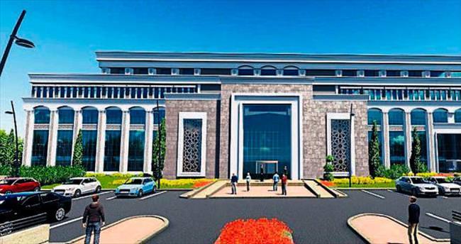 Elbistan Adliye Sarayı 20 milyona yapılacak