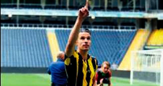 RVP Eskişehir maçında yok