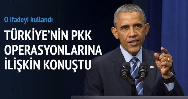 Türkiye'nin kendini savunması meşrudur