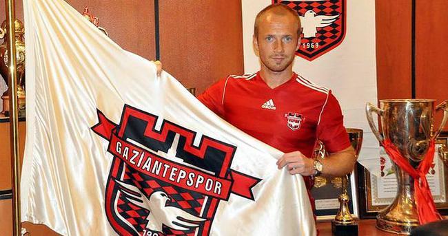 Gaziantepspor'a La Liga'dan forvet