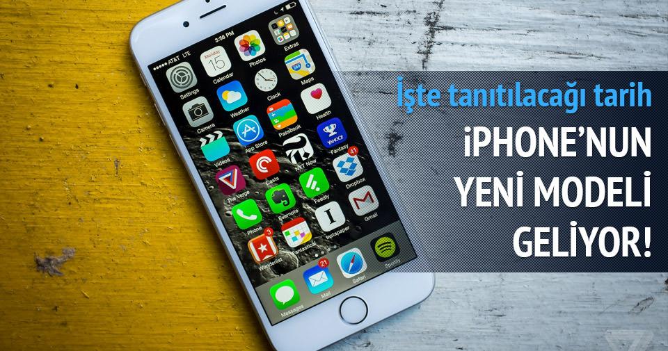 iPhone 6S ve iPhone 6S Plus 9 Eylül'de geliyor