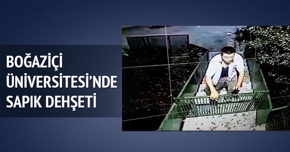 Boğaziçi Üniversitesi'nde saldırgan dehşeti