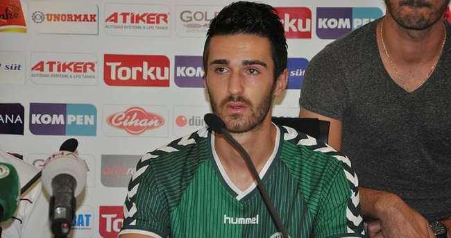 Konyaspor'a Bosna Hersekli golcü