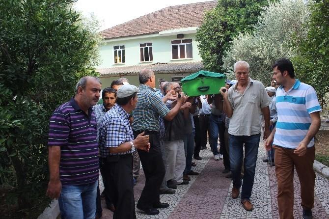 Huzurevi Yangınında Yaşamını Yitiren Yaşlı Şahıs Toprağa Verildi